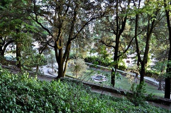 Ranghiasci Park: viale