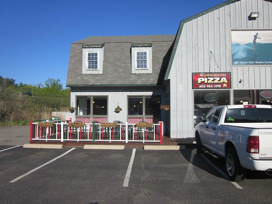 Bella Rose Pizza: Store Front