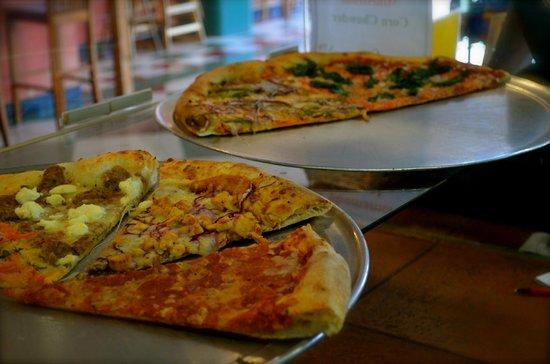 Bella Rose Pizza: Slices