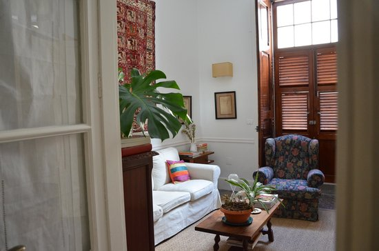 La Casa De Vegueta: Das Gemeinschaftswohnzimmer