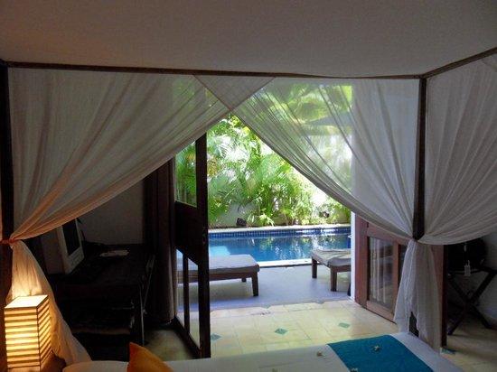 la chambre avec piscine privée - Photo de The Pavilion, Phnom Penh ...