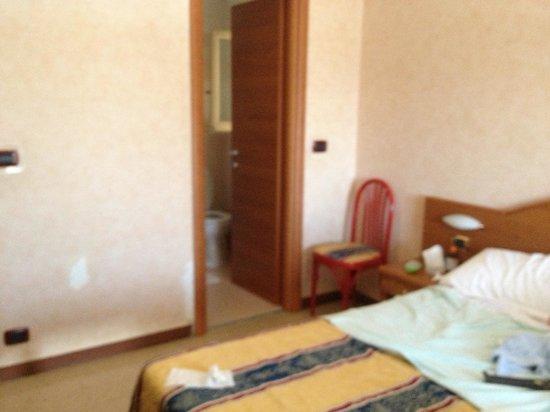 Albergo Hotel Admiral : Bagno