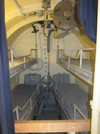 Submarine Vesikko Foto