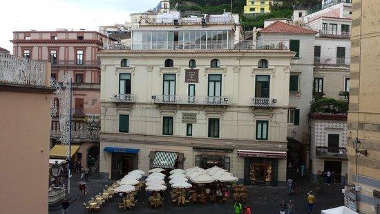 Hotel Centrale: Facciata dell'hotel