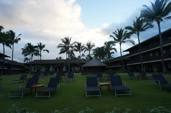 Koa Kea Hotel & Resort: View of the hotel grounds