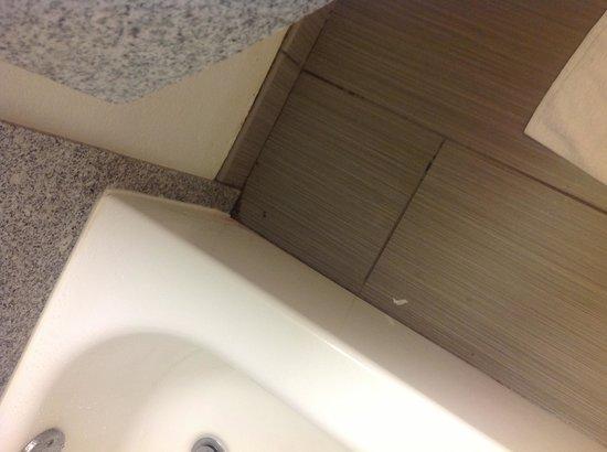 Motel 6 San Antonio Airport: Dirty