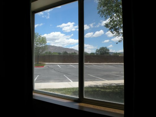 Super 8 Albuquerque East : Room View #2