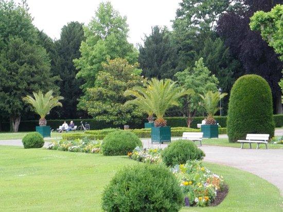 Orangerie picture of parc de l 39 orangerie strasbourg for Parc des expo strasbourg