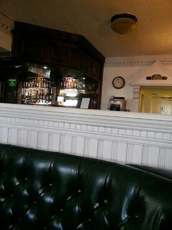 The Newton Arms: inside