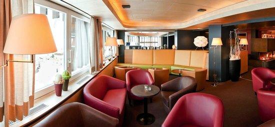 Hubertushof: Lounge Bar