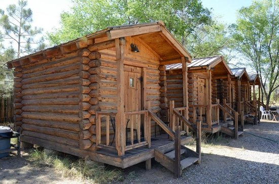 Escalante Outfitters, Inc -- The Bunkhouse: Outside
