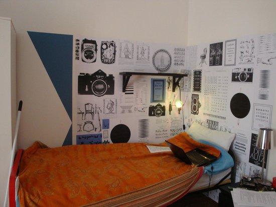 DBC Hostel: Room stlye