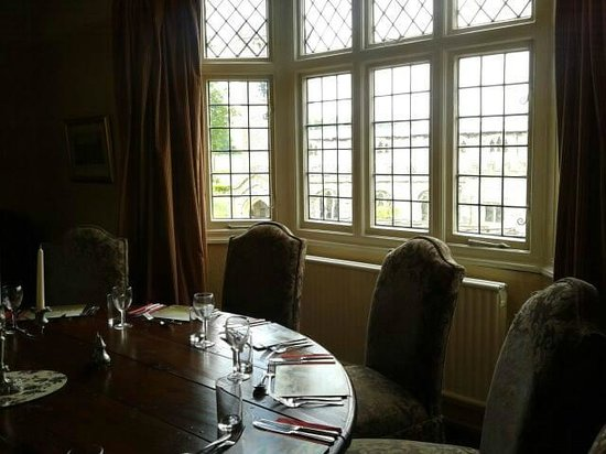 The Wheatsheaf at Beetham: The Dining Room (Private)