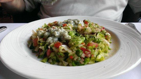 The Palm Boston : Chopped salad