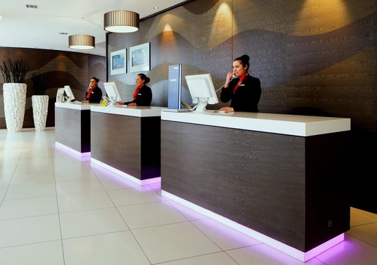 Novotel London Tower Bridge: Lobby