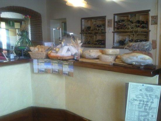 Osteria del Dazio: Per stimolare l'appetito...