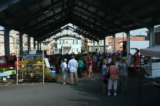 Morgantown Farmers Market
