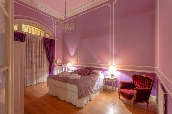 Petit Hotel El Vitraux: Room