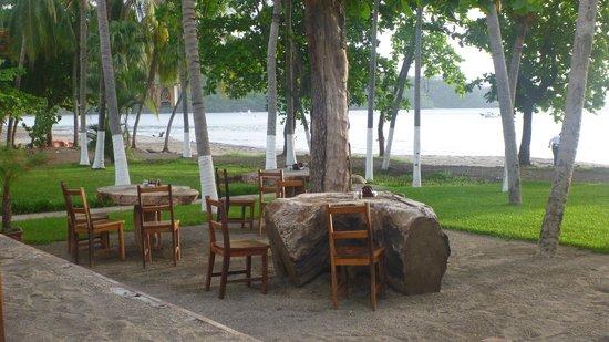 Roberto's Bar & Restaurant: Great surroundings