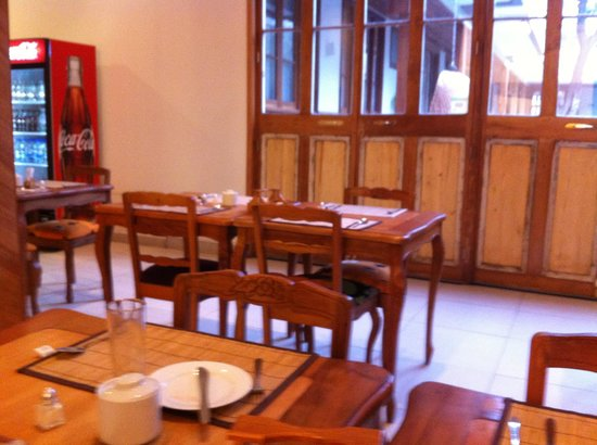 Hotel Loreto: Restaurante