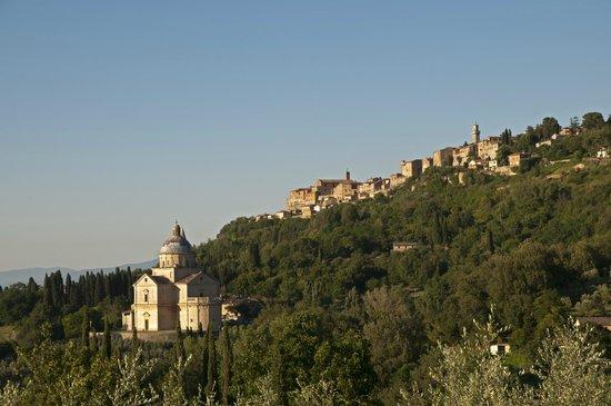 Podere Dionora: Montepulciano