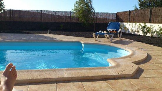 Villas Susaeta: La piscina