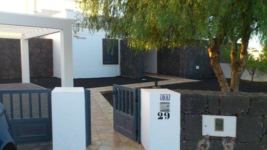 Villas Susaeta: El exterior de la villa 5A