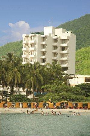 Hotel be La Sierra: Fachada del Hotel