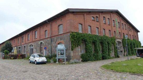 Landhotel Zur Scheune: Scheune