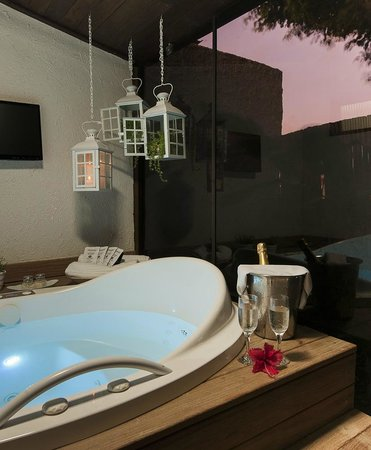 Dolphin Hotel: Jacuzzi exclusica do ap. tipo Suite