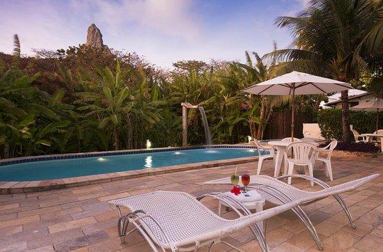 Dolphin Hotel: fim de tarde na piscina