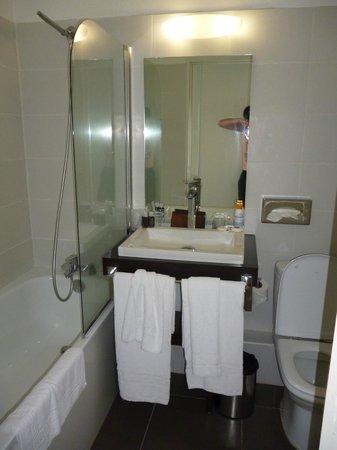 Bwa Chik Hotel & Golf : salle d eau