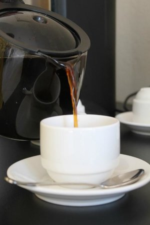 The Capital Guesthouse: Coffee