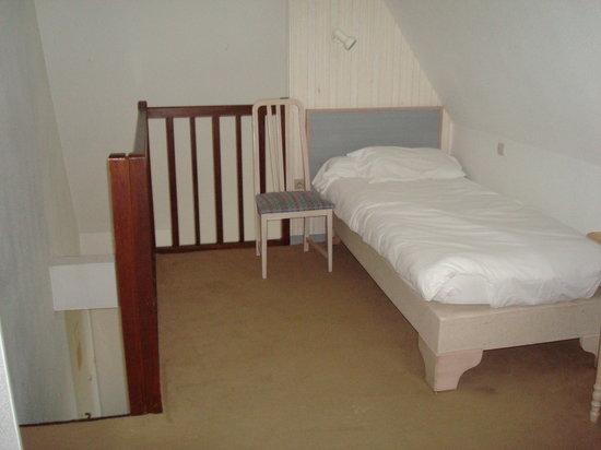 Sweet Home : Mezzanine chambre triple
