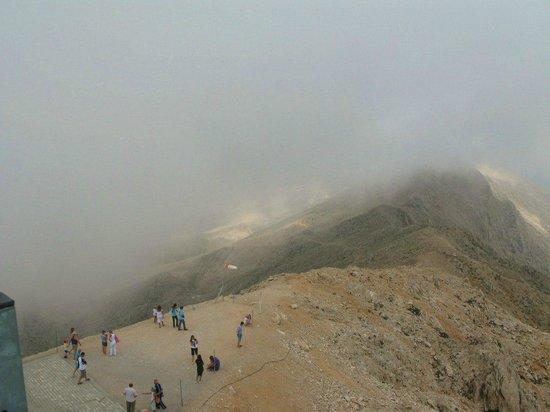 Magic Dream Resort Hotel: гора Тахталы( не очень повезло с погодой, но все равно здорово)
