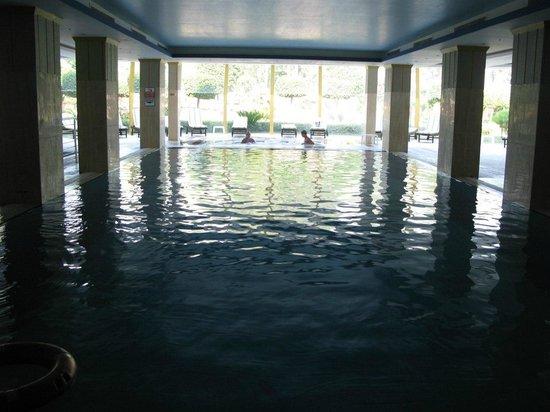 Magic Dream Resort Hotel: бассейн с морской водой в СПА центре