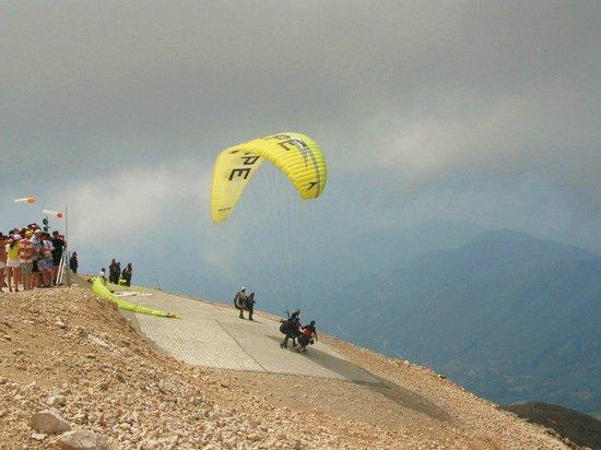 Magic Dream Resort Hotel: гора Тахталы