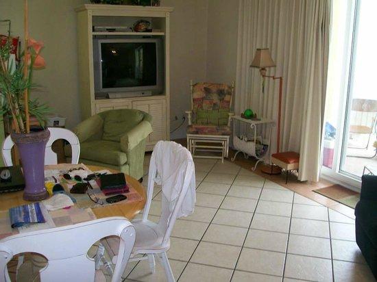 Twin Palms : Living room 1503