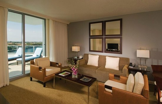 Residence Inn Fort Lauderdale Intracoastal/Il Lugano: Lugano Suite