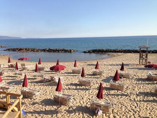 Golfo del Sole - Hotel & Holiday Resort: spiaggia
