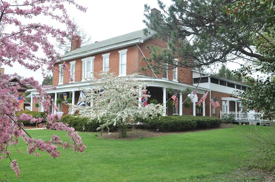 Spring Time at The Preston County Inn