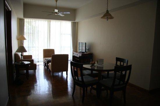 Himawari Hotel Apartments: spacious appartment at Himawari