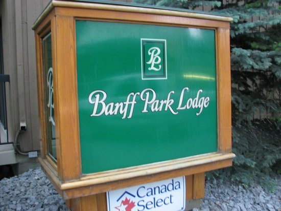Banff Park Lodge Resort and Conference Centre: Hotel Banff Park Lodge