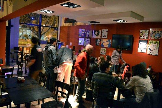 Limbo Restobar: Es ideal para ir a comer o tomar algo con amigos