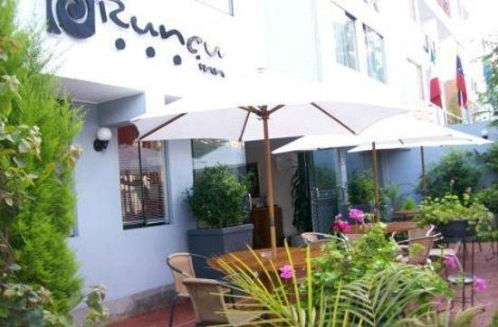 Hotel Runcu Miraflores: Entrada de Hotel