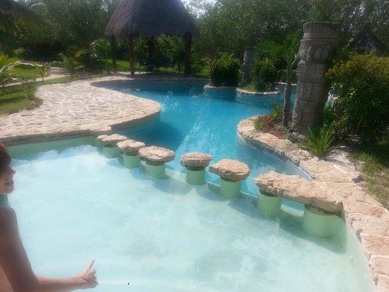 Hotel Villas Delfines: hotel pool