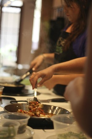 Espai bois escuela de cocina en barcelona qu saber - Escuela cocina barcelona ...