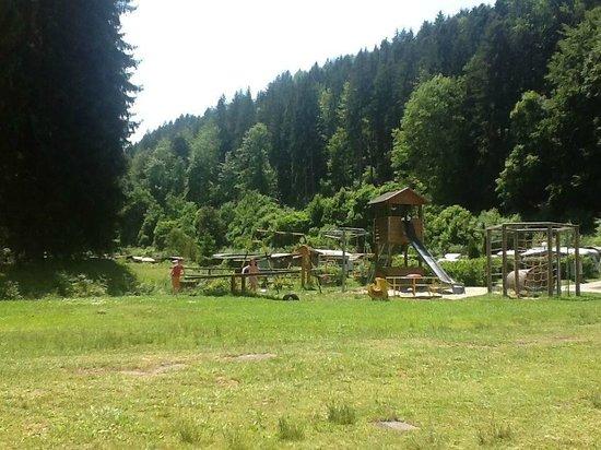 Kleinenzhof: Spielplatz