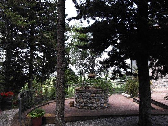 Villa Sant'Uberto Country Inn: Außenbereich