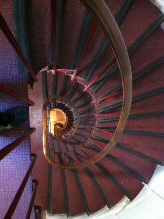 Hotel Nation Montmartre : scale, vertiginose scale